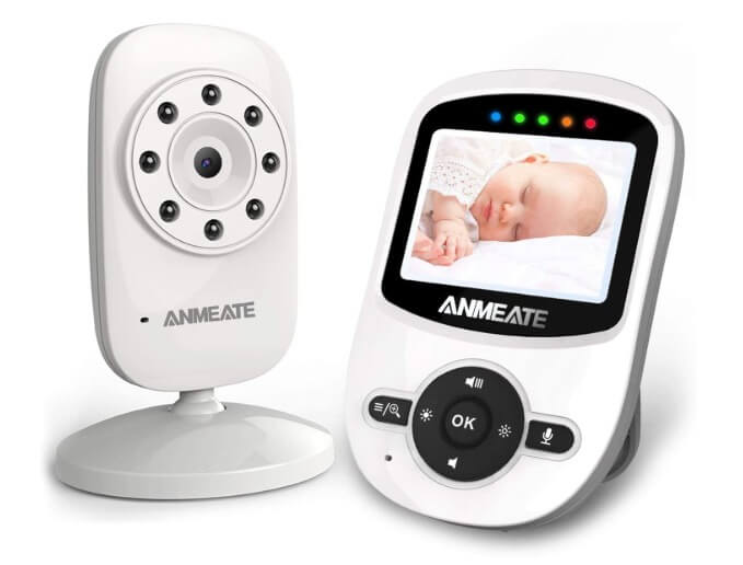 best baby monitor two rooms