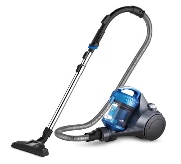 best bagless commercial vacuum