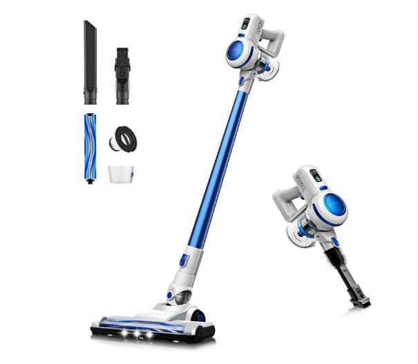 best cordless stick vacuum for tile floors