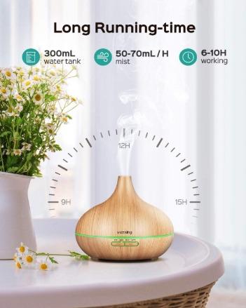 best smart diffuser