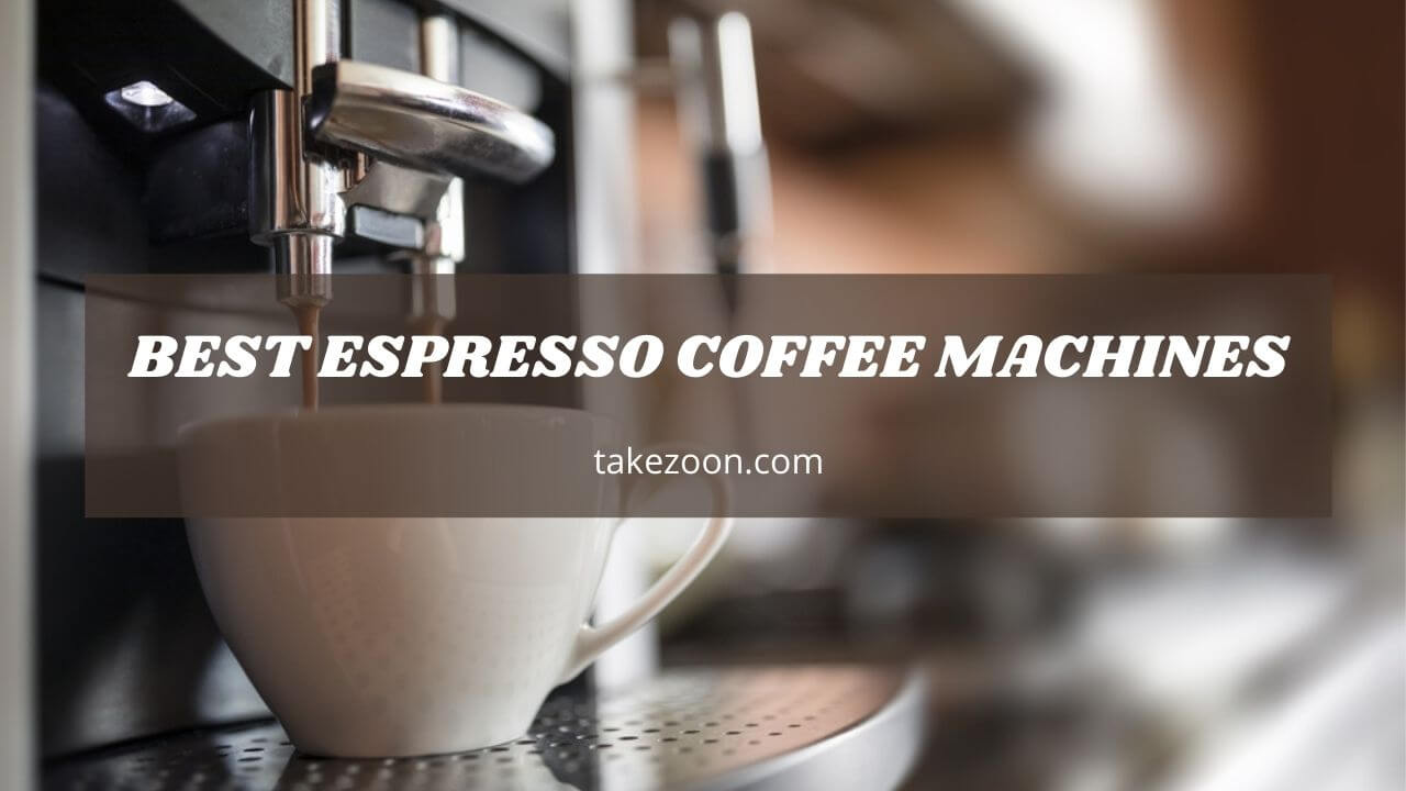 Best Espresso Coffee Machines || 3 Best Commercial Espresso Machine