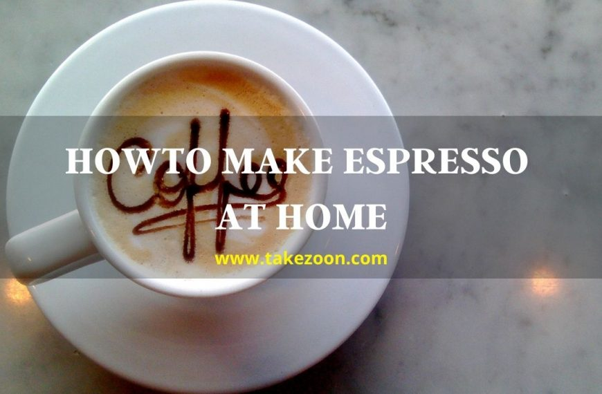 How To Make Espresso At Home || Best Espresso At Home In 2021
