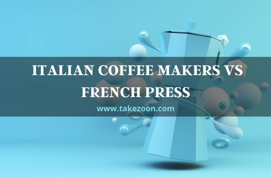 Italian Coffee Makers Vs French Press || Which Is The Best Coffee Makers